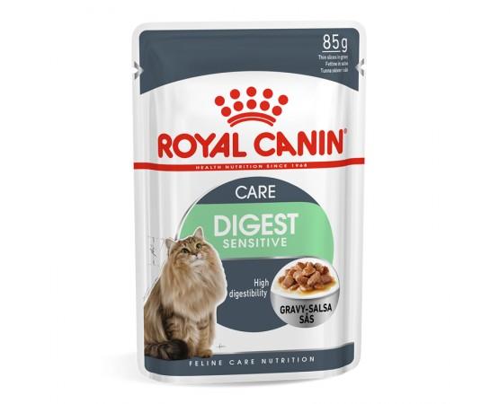 Royal Canin Feline Care Nutrition Digest Sensitive Gravy 85 g
