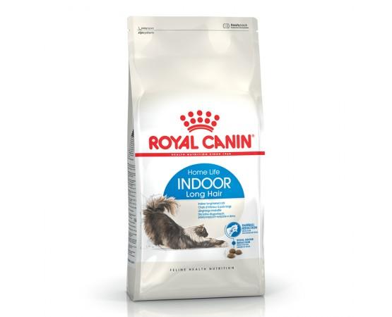 Royal Canin Feline Health Nutrition Indoor Long Hair