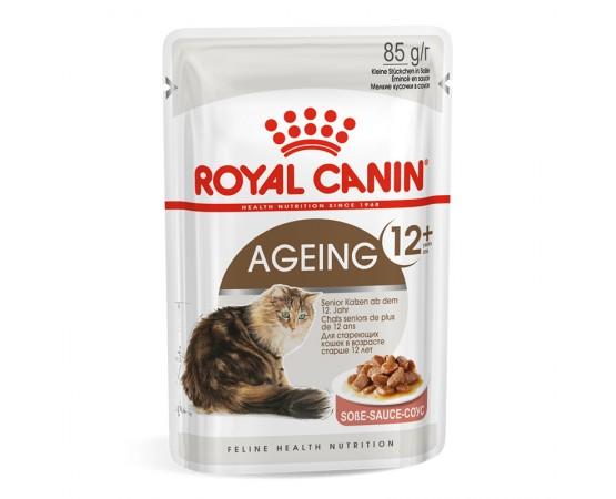 Royal Canin Feline Health Nutrition Ageing 12+ Gravy 85 g