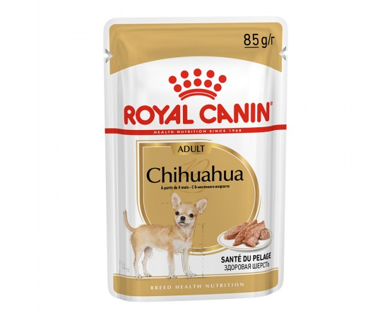 Royal Canin Breed Health Nutrition Chihuahua 85 g