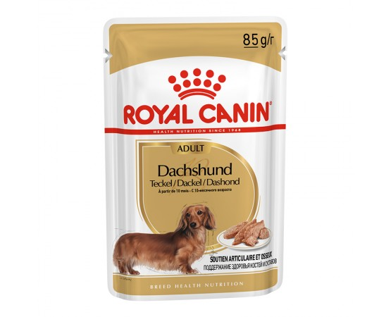Royal Canin Breed Health Nutrition Dachshund 85 g