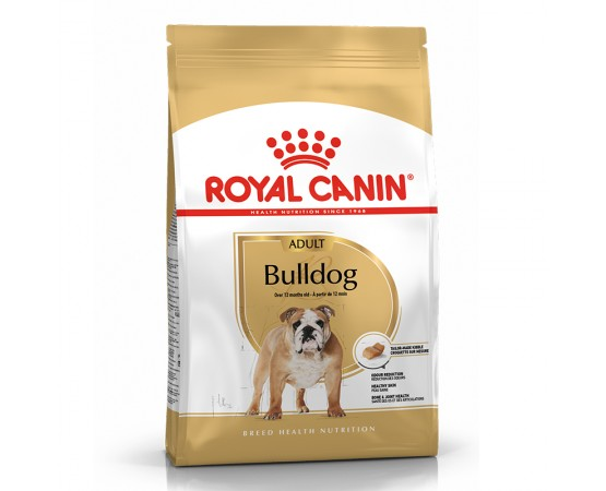 Royal Canin Breed Health Nutrition Bulldog Adult