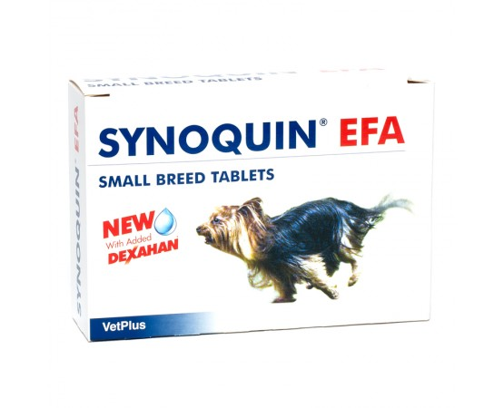 SYNOQUIN® EFA Small Breed, Kautabletten Hund