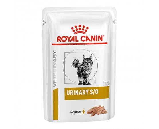 Royal Canin VHN Cat Urinary S/O Loaf 4 x 12 x 85 g