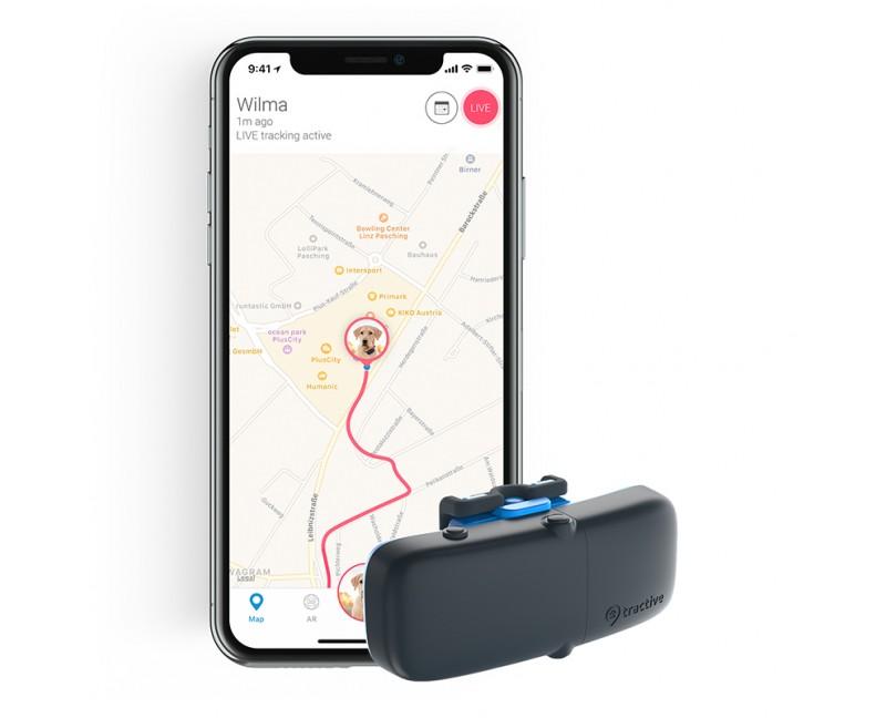 Tractive GPS Tracker für Hunde