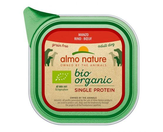 Almo Nature Bio Organic Single Protein Rind 11 x 150 g
