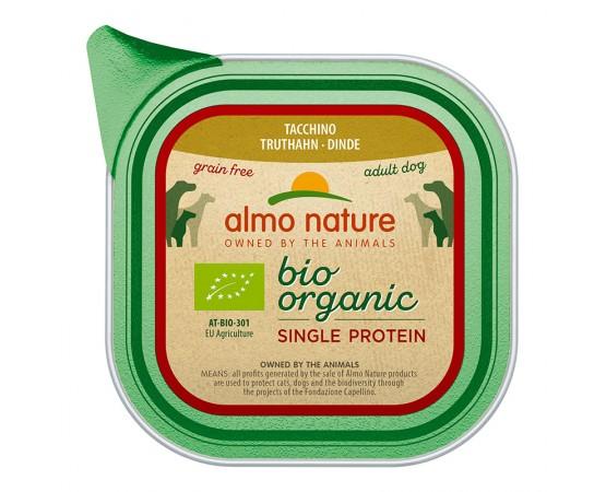 Almo Nature Bio Organic Single Protein Truthahn 11 x 150 g