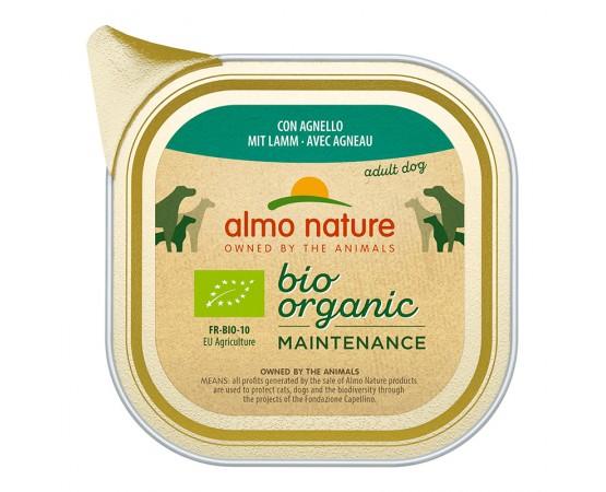 Almo Nature Bio Organic Maintenance mit Lamm 32 x 100 g