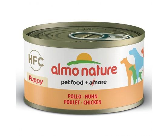 Almo Nature HFC Puppy mit Huhn 24 x 95 g