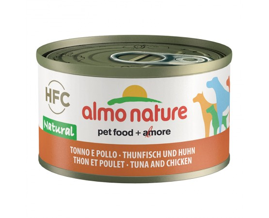 Almo Nature HFC Thunfisch & Huhn 24 x 95 g