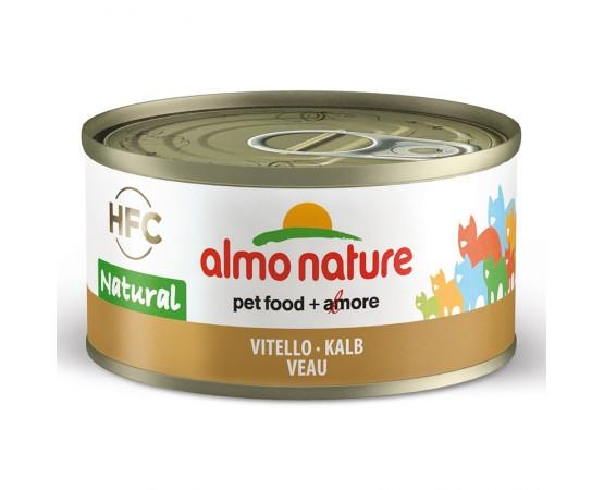 Almo HFC Natural - Dose Kalb 24 x 70 g