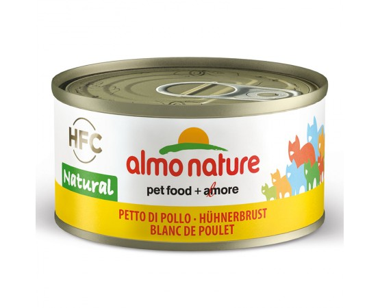 Almo HFC Natural - Dose Hühnerbrust