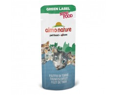Almo Nature Green Label Mini Food - Beutel Thunfischfilet 100 x 3 g