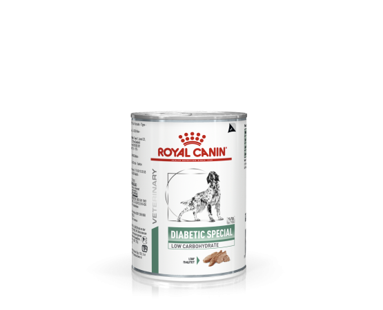 Royal Canin VHN Dog Diabetic Special 12 x 410 g
