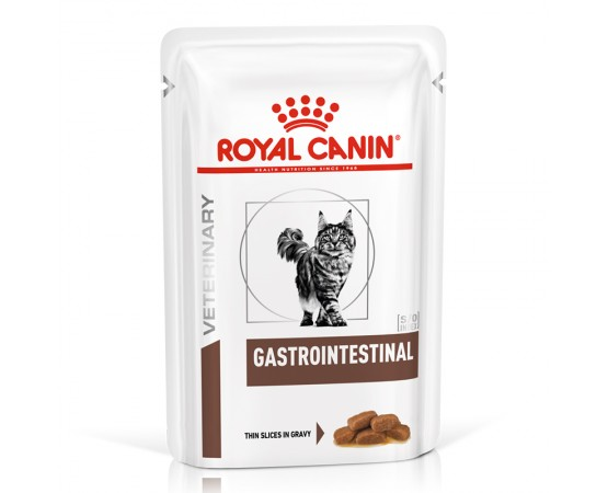 Royal Canin VHN Cat Gastrointestinal 4 x 12 x 85 g