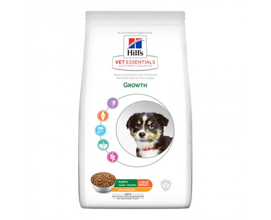 Hill's VetEssentials Canine Growth Large Breed 12 kg