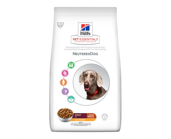 Hill's VetEssentials Canine Neutered Adult 12 kg