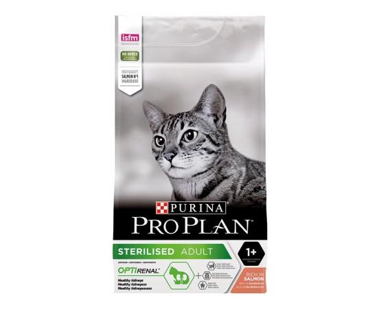 Purina ProPlan Cat Sterilised Adult Optirenal mit Lachs