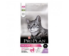 Purina ProPlan Cat Delicate Adult Optidigest mit Truthahn