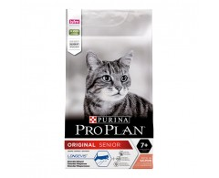 Purina ProPlan Cat Original Senior Longevis mit Lachs
