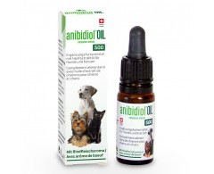 Anibidiol Öl 500, 10 ml für Hunde und Katzen