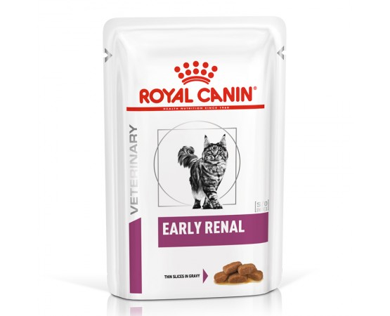 Royal Canin VHN Cat Early Renal 4 x 12 x 85 g