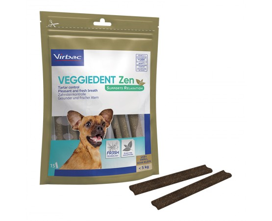 Virbac VeggieDent Zen Kaustreifen