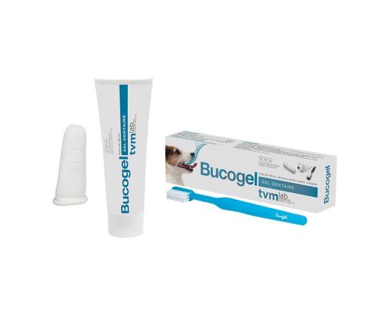 Virbac TVM Bucogel, Zahngel 50 ml