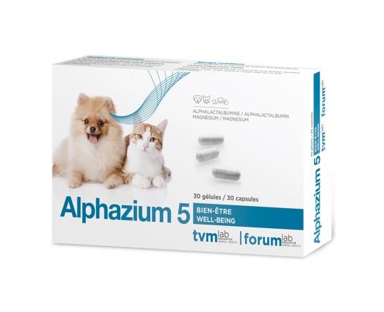 Virbac TVM Alphazium 5 30 Kapseln