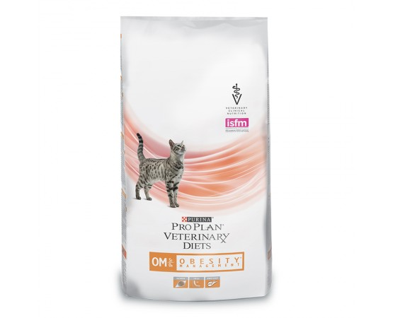Purina Veterinary Diets Feline OM St/Ox Obesity Management