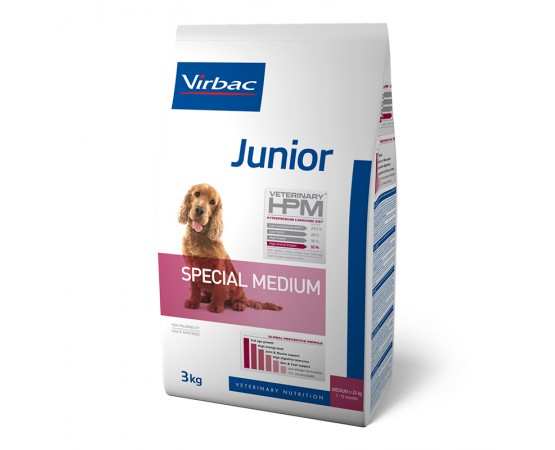 Virbac HPM Dog Special Medium Junior