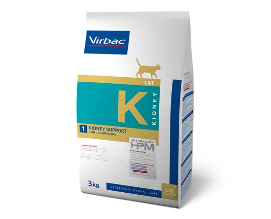 Virbac Veterinary HPM Cat Kidney K1