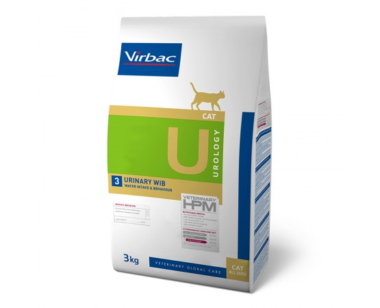 Virbac Veterinary HPM Cat Urology U3