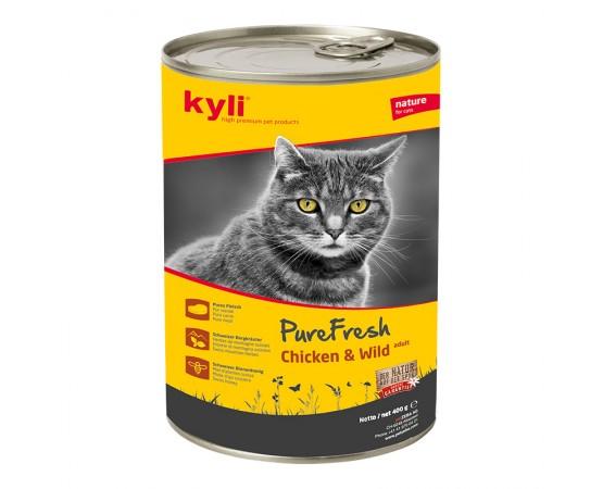 kyli Pure Fresh Chicken & Wild Adult 6 x 400 g