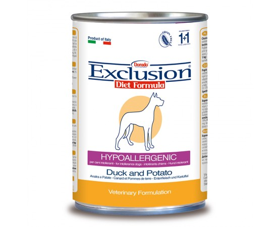 Exclusion Diet Duck & Potato (Ente & Kartoffeln)
