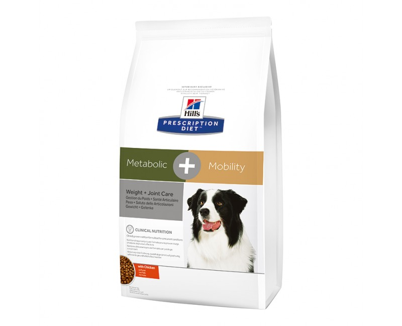Hill's Prescription Diet Canine Metabolic+Mobility mit Huhn