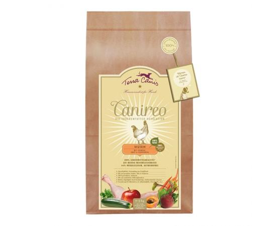 Terra Canis Canireo getreidefrei - Huhn (mit Kartoffeln, Gemüse, Obst & Kräutern)