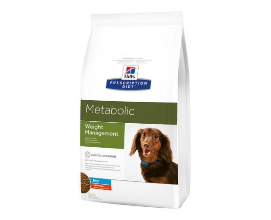 Hill's Prescription Diet Metabolic Canine Mini mit Huhn