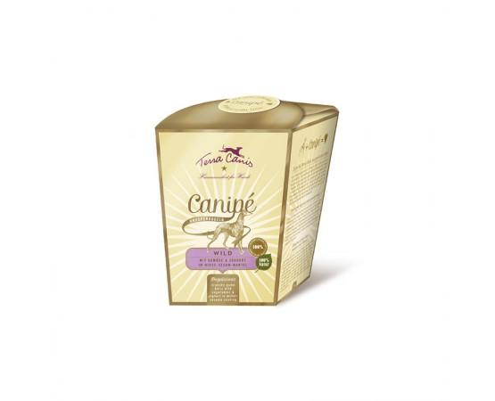 Terra Canis Canipé Knusperkugeln - Classic - Wild (mit Gemüse & Joghurt in Hirse-Sesam-Mantel)