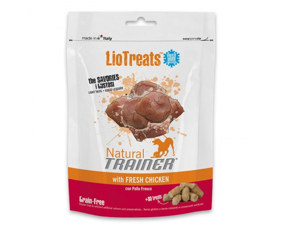 Trainer Lio Treats Natural Huhn 8 x 40 g