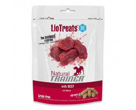 Trainer Lio Treats Natural Rind 8 x 40 g