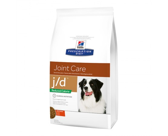 Hill's Prescription Diet Canine Calorie j/d Reduced mit Huhn