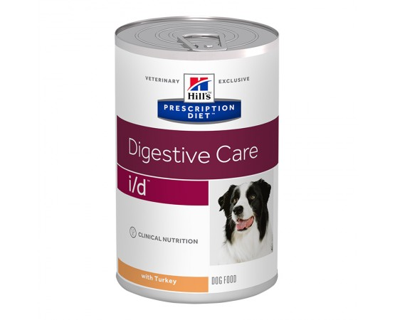 Hill's Prescription Diet i/d Canine mit Truthahn 12 x 360 g