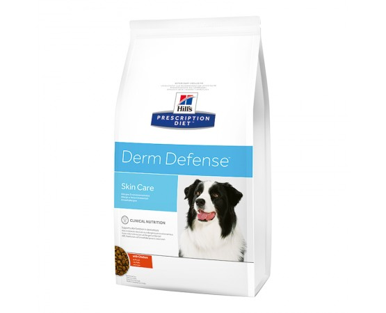 Hill's Prescription Diet Derm Defense Canine mit Huhn