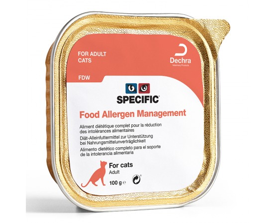 Specific FDW Food Allergen Management 100 g
