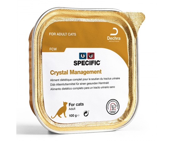 Specific FCW Crystal Management  100 g