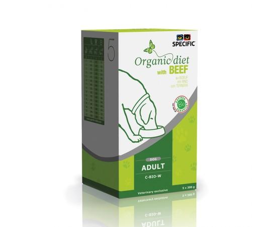Specific C-Bio-W Beef 5 x 300g