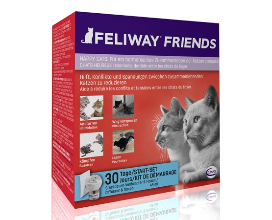 FELIWAY® FRIENDS Starter-Set (Zerstäuber mit Flakon)